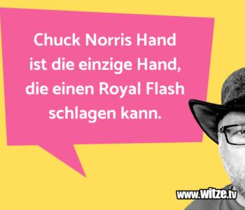 Chuck Norris Hand…