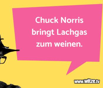Chuck Norris bringt…