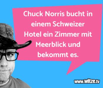 Chuck Norris bucht…