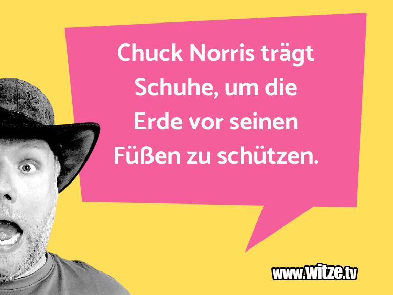Chuck Norris trägt…
