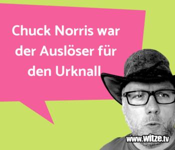 Chuck Norris war…