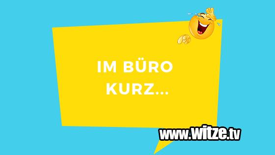 Im Buro Kurz Lustige Witze Coole Spruche Witze Tv