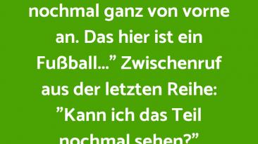 Fussball Witze Die Besten Und Lustigsten Fussball Witze Im Netz
