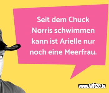 Seit dem Chuck…