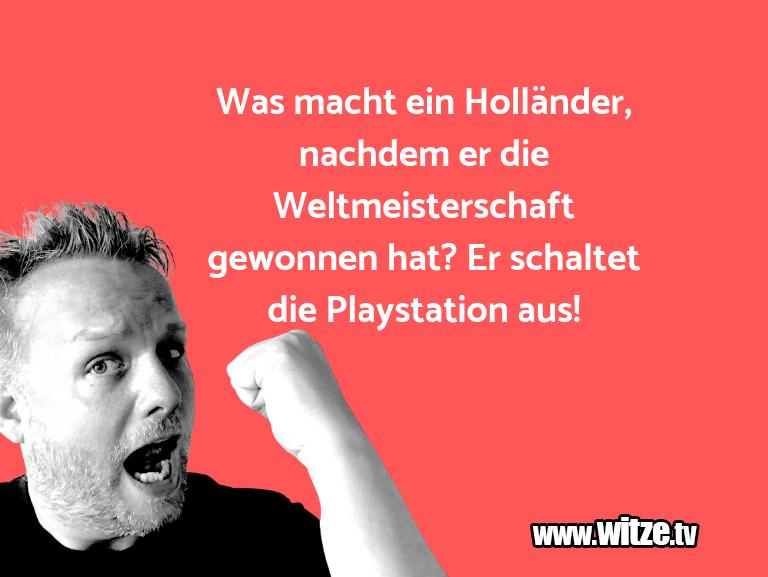 Clown Witze!... Was macht ein Holländer, nachdem er die Weltmeiste…