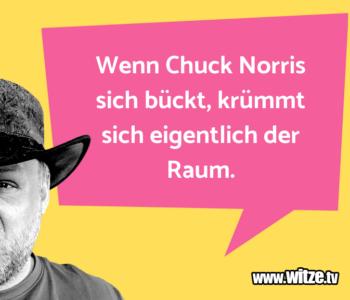 Wenn Chuck Norris…