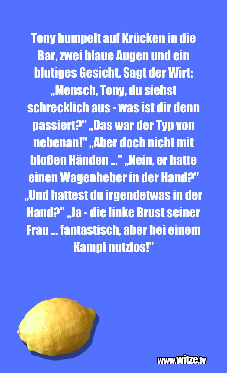 Tony Humpelt Auf Lustige Witze Und Sprüche