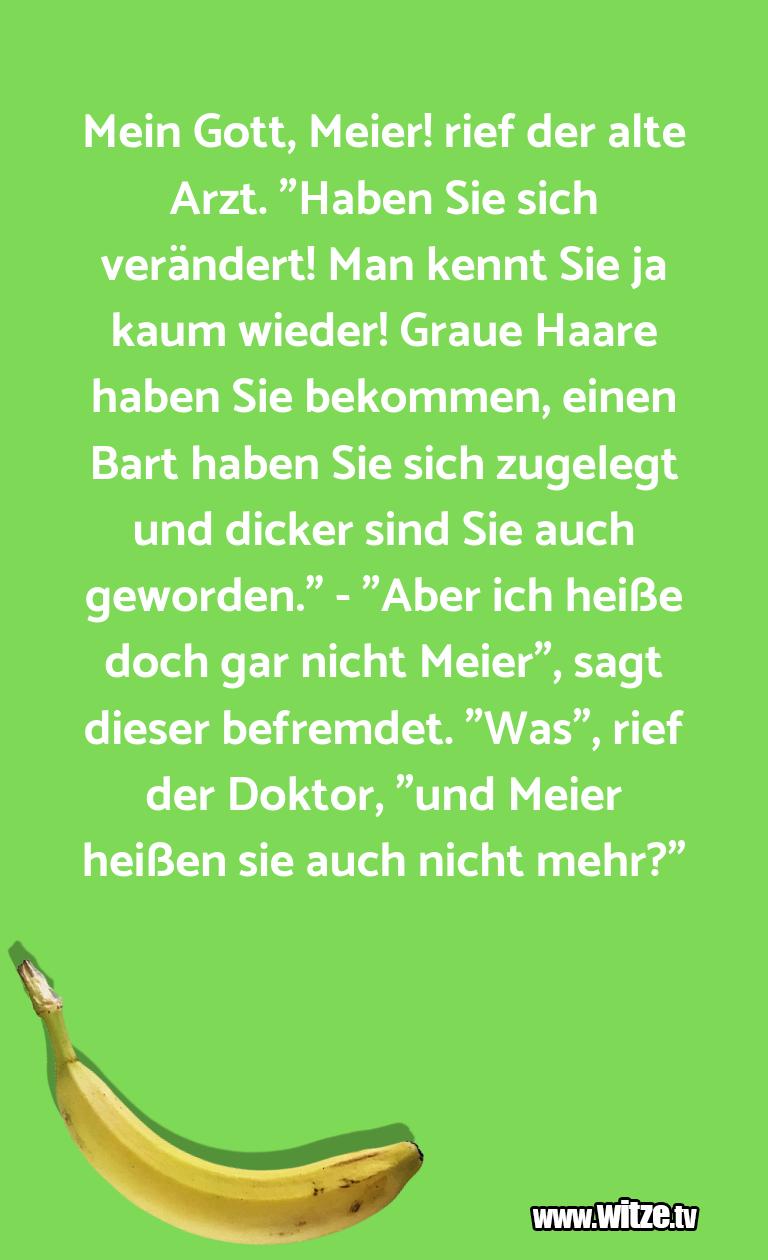 Mein Gott Meier Lustige Witze Und Sprüche