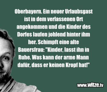 Oberbayern. Ein neuer…
