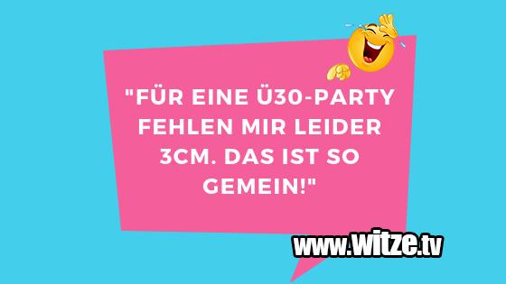 Fur Eine U30 Party Lustige Witze Coole Spruche Witze Tv