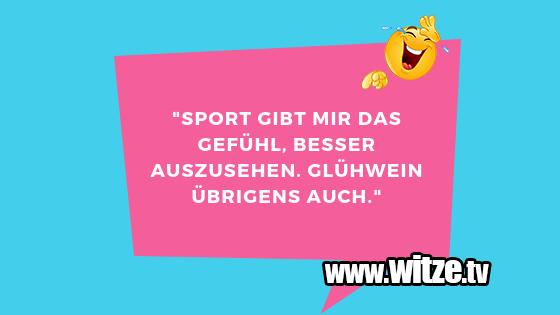 Sport Gibt Mir Lustige Witze Coole Spruche Witze Tv
