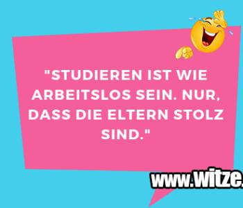 """""""Studieren ist wie…"""