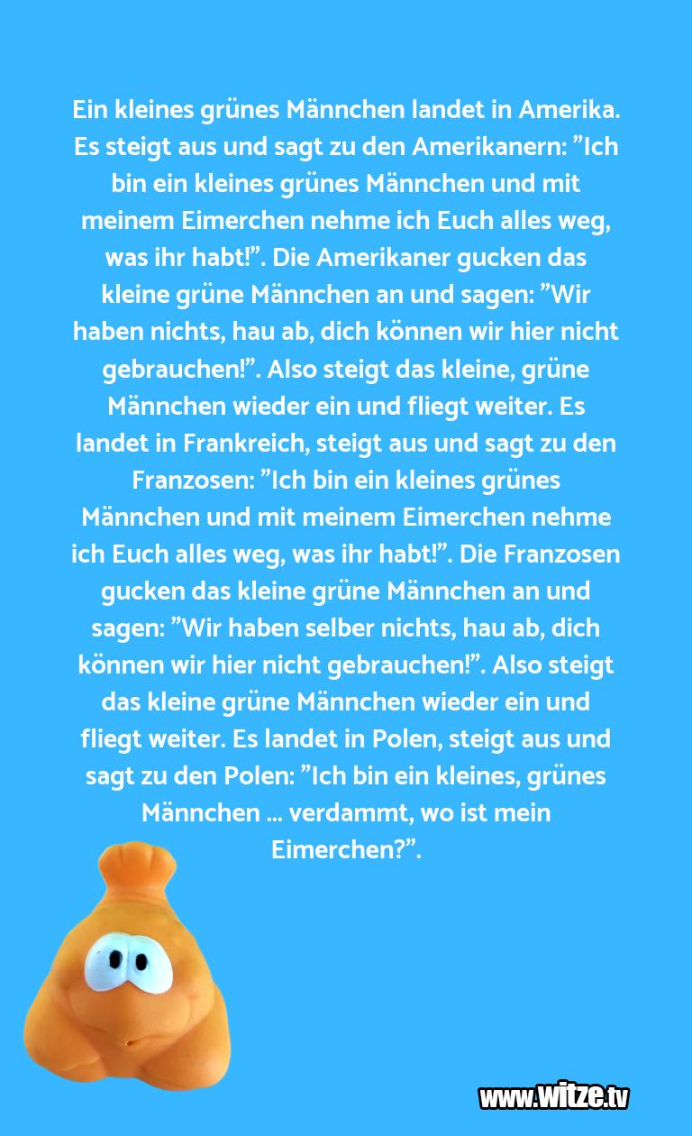 HammerGag… EinkleinesgrünesMännc…