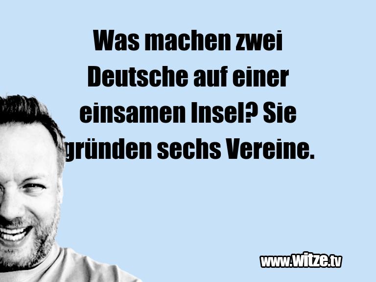 KrönungderWitze… WasmachenzweiDeutsche…