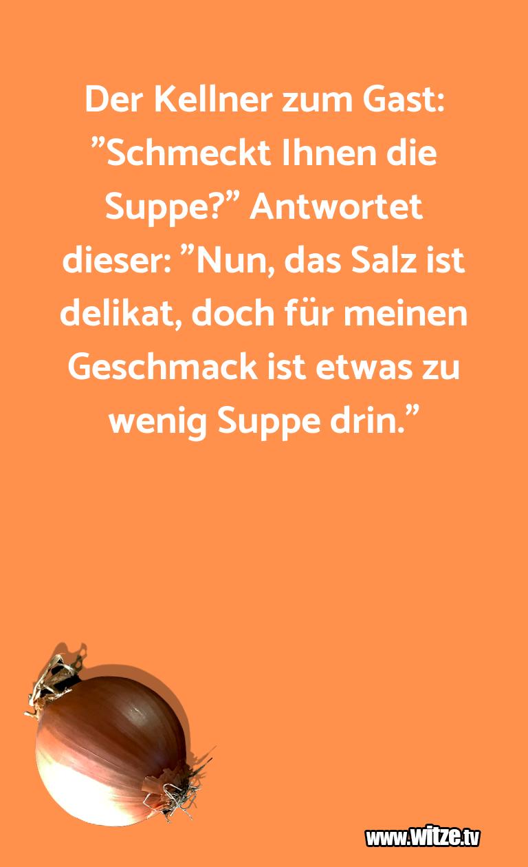 "HammerGag… DerKellnerzumGast:""S…"