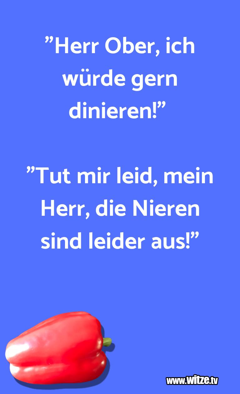 """MuttisWitze… """"HerrOber,ichwürdege…"""