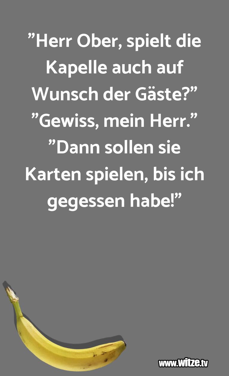 "NurUnsinn… ""HerrOber,spieltdieK…"