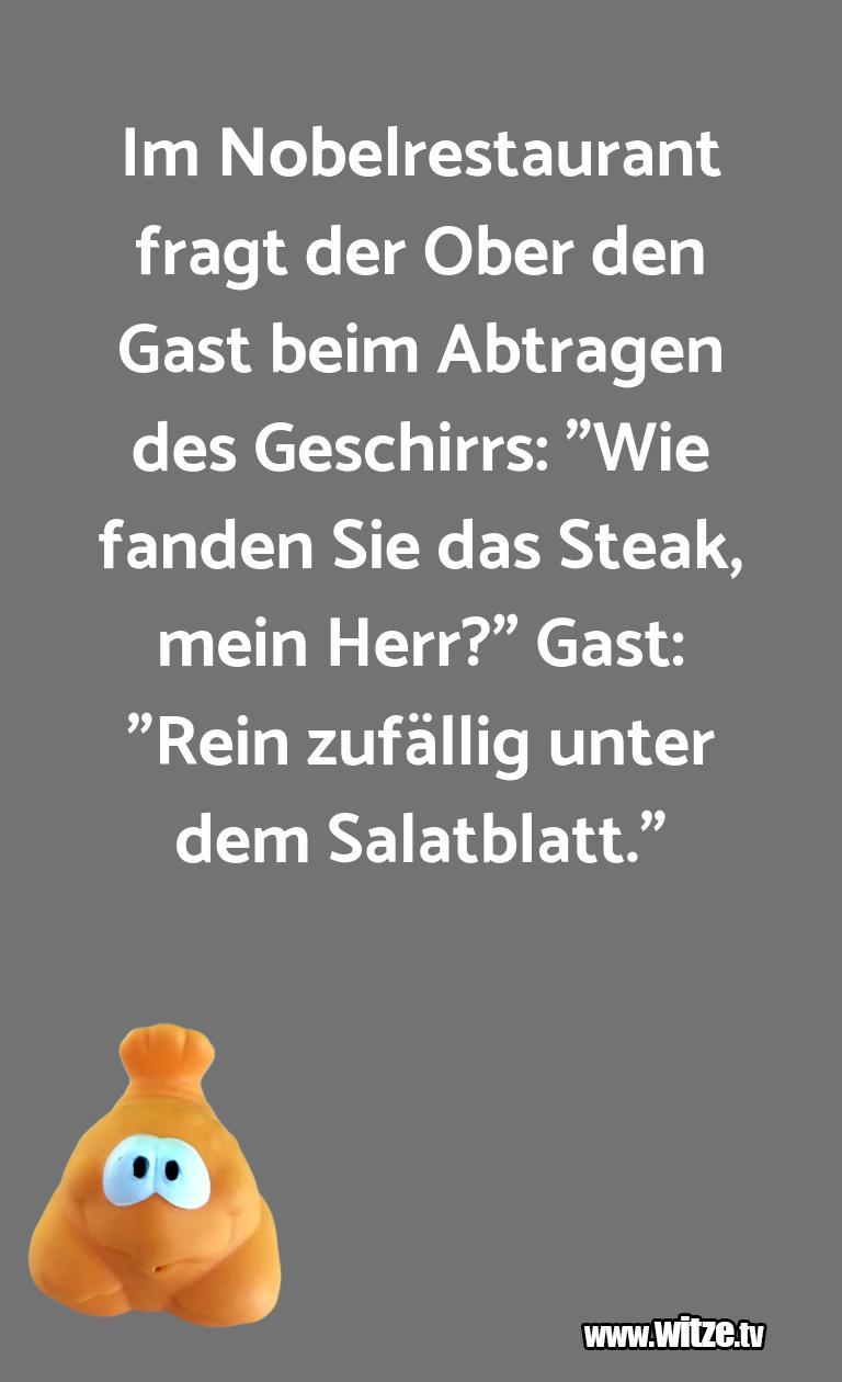HammerGag… ImNobelrestaurantfragt…