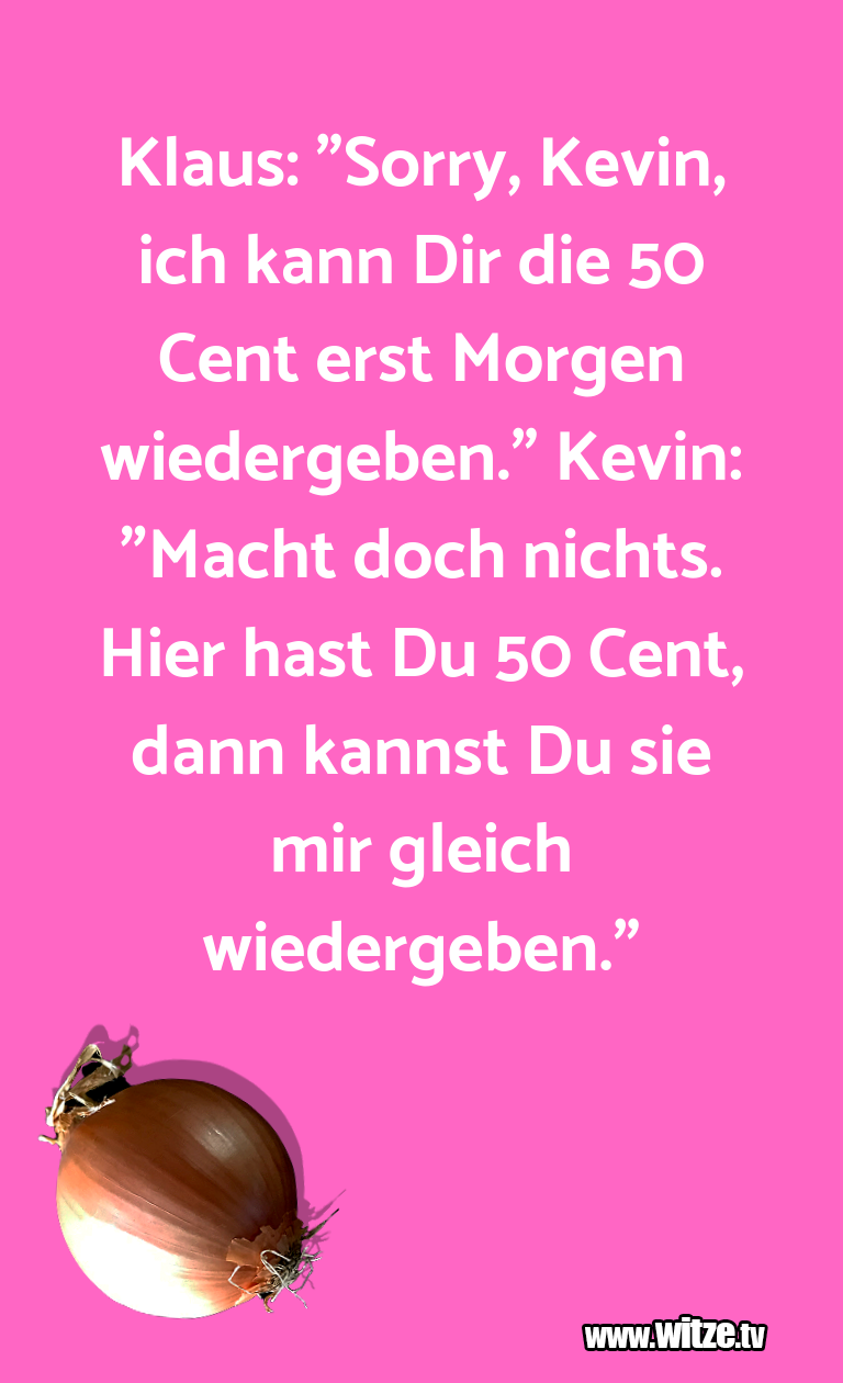 "ClownzumFrühstückgegessen… Klaus:""Sorry,Kevin,ic…"