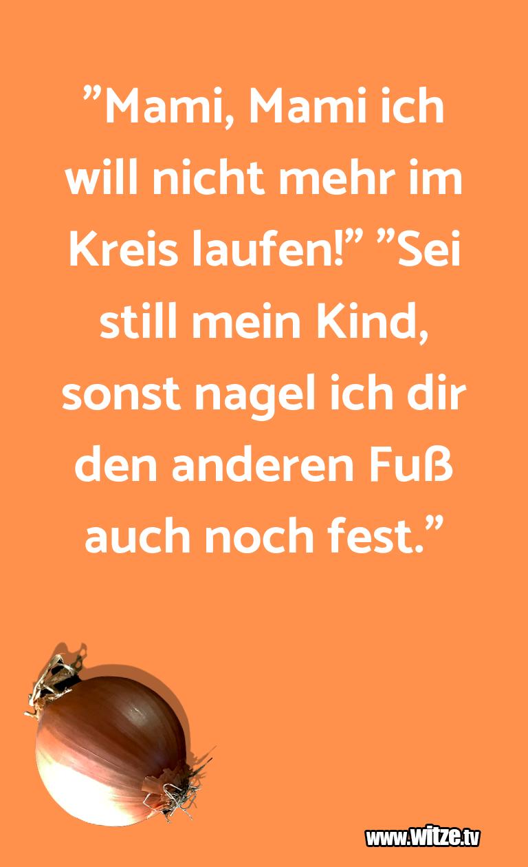 "KrönungderWitze… ""Mami,Mamiichwillnic…"