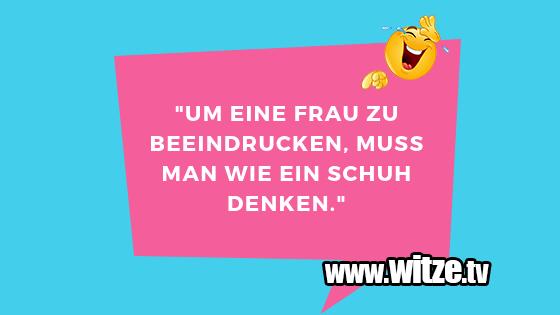 Um eine Frau • Lustige Witze • Coole Sprüche • Witze.tv