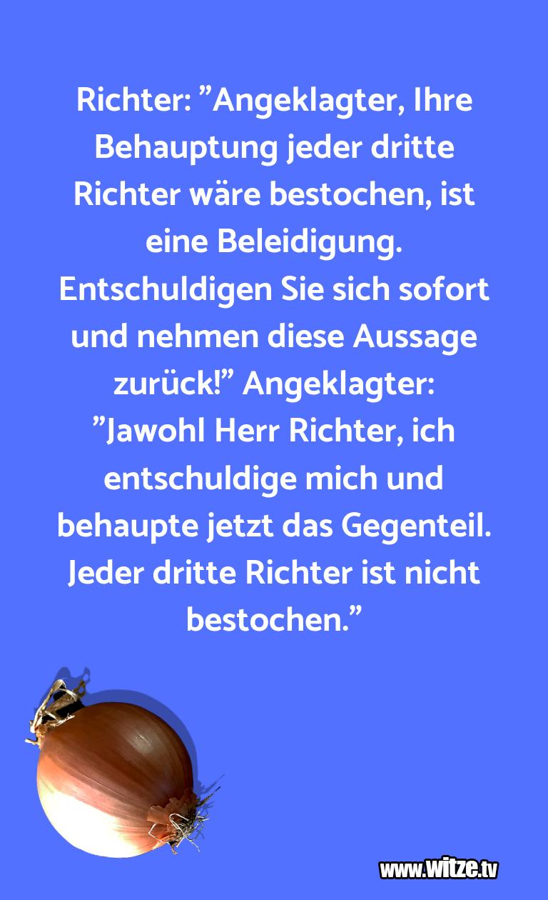 """KrachervomSchöpfer… Richter:""""Angeklagter,I…"""
