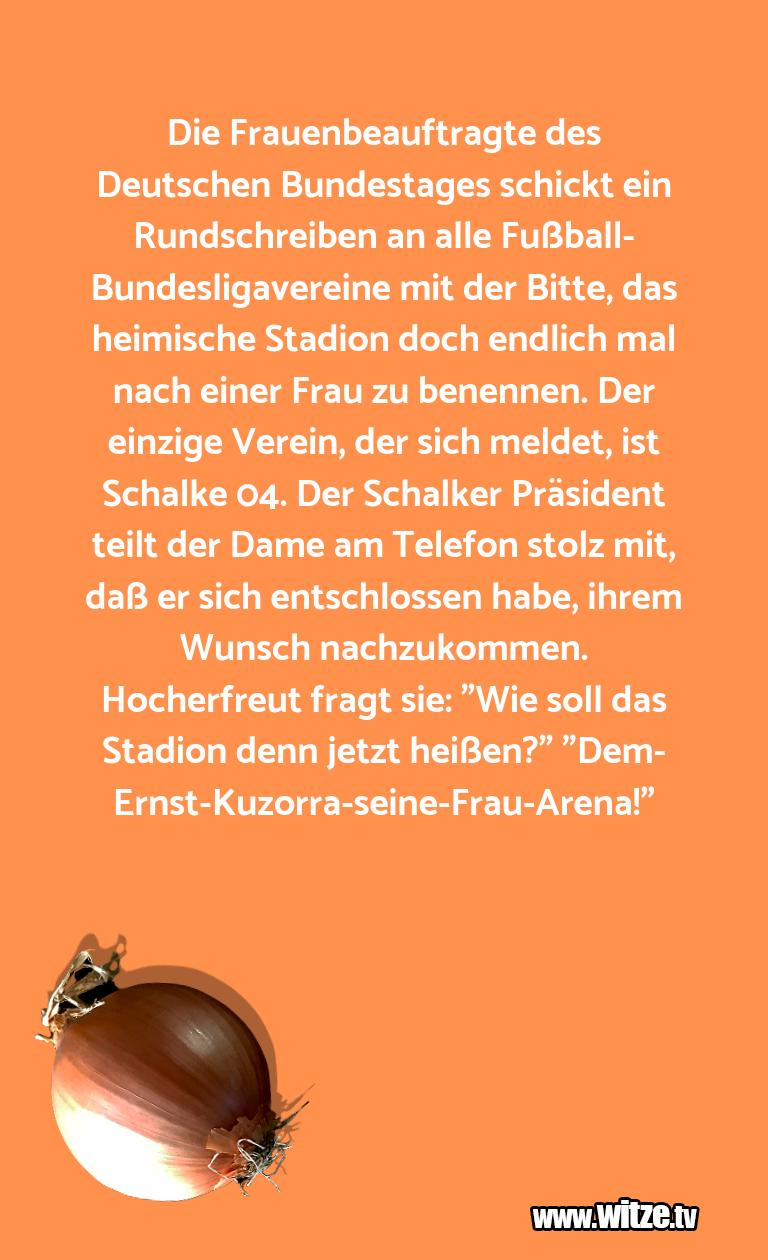 Clown zum Frühstück gegessen… Die Frauenbeauftragte des Deutschen Bundestages sc…