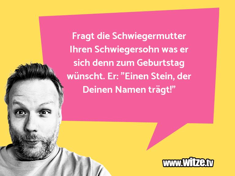 HammerGag… FragtdieSchwiegermutte…