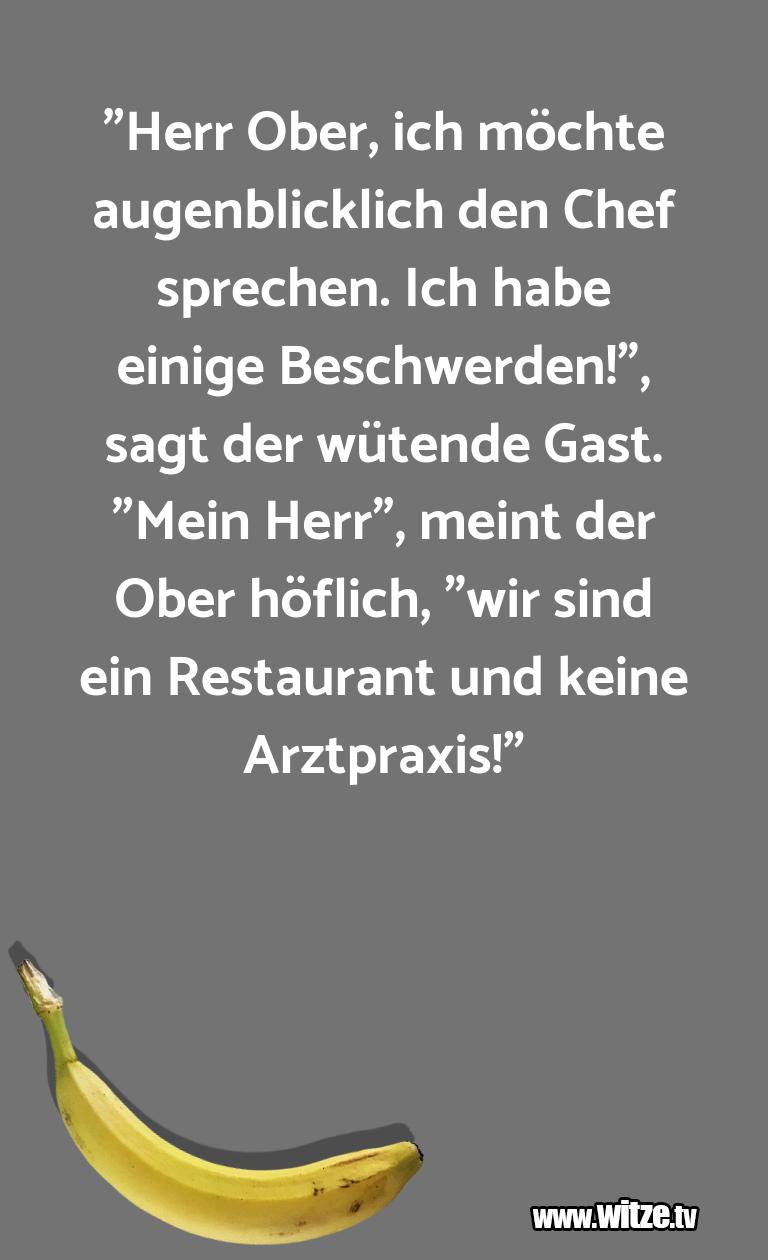"""Witzüber… """"HerrOber,ichmöchtea…"""
