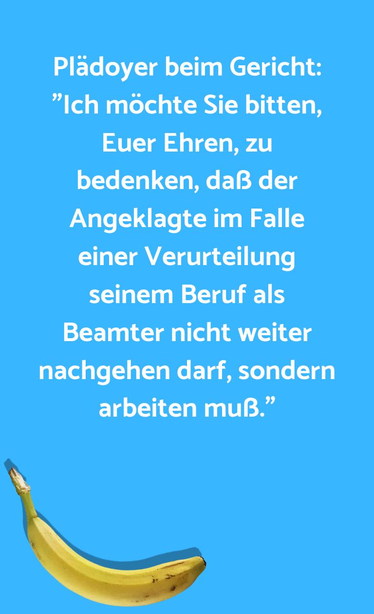 """MuttisWitze… PlädoyerbeimGericht:""""…"""