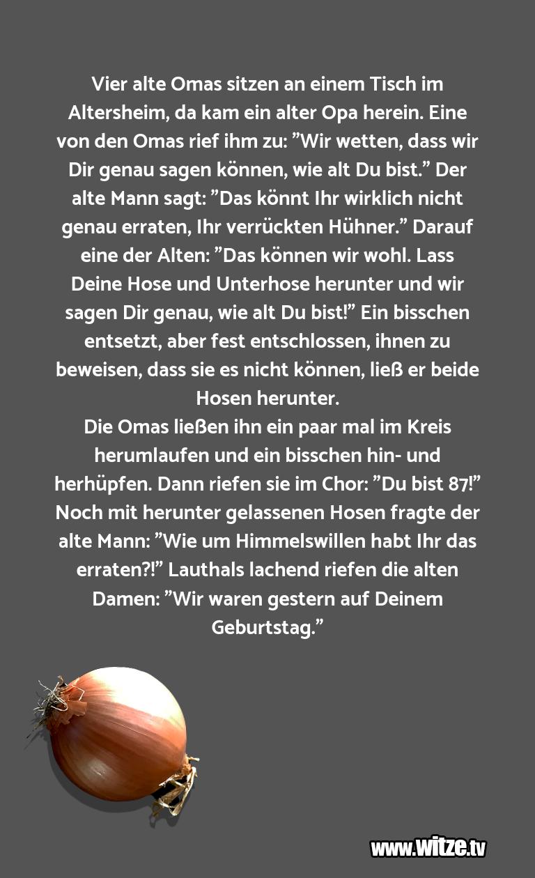 KrachervomSchöpfer… VieralteOmassitzenan…
