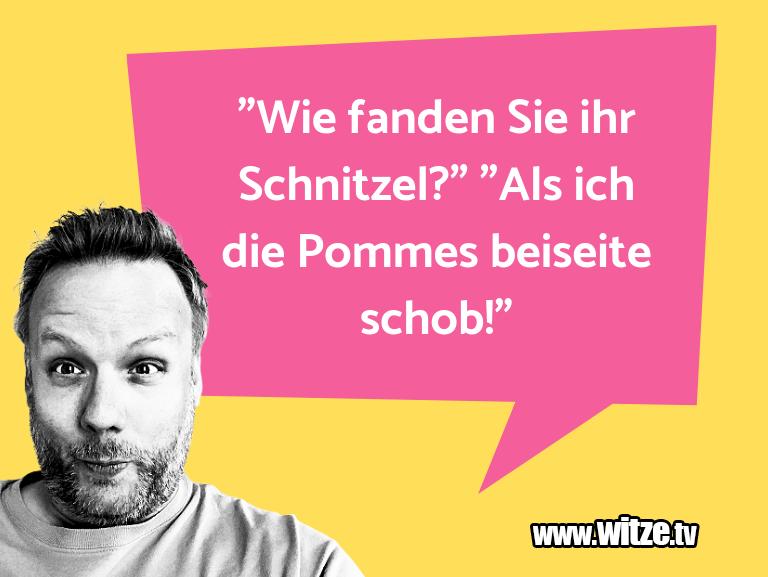 """NurUnsinn… """"WiefandenSieihrSchn…"""