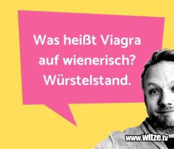Was heißt Viagra…
