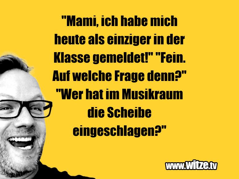 """EinWortwitzüber… """"Mami,ichhabemichheu…"""