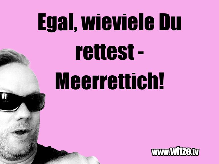 ClownWitze!...Egal,wievieleDurettest Meerrettich!…