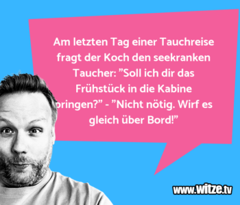 Am letzten Tag…