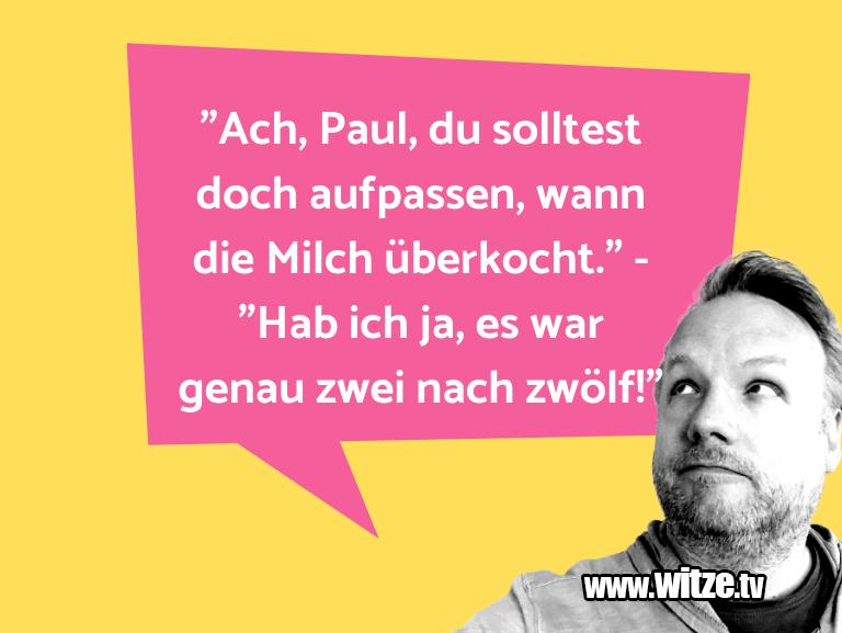 Paul Witze