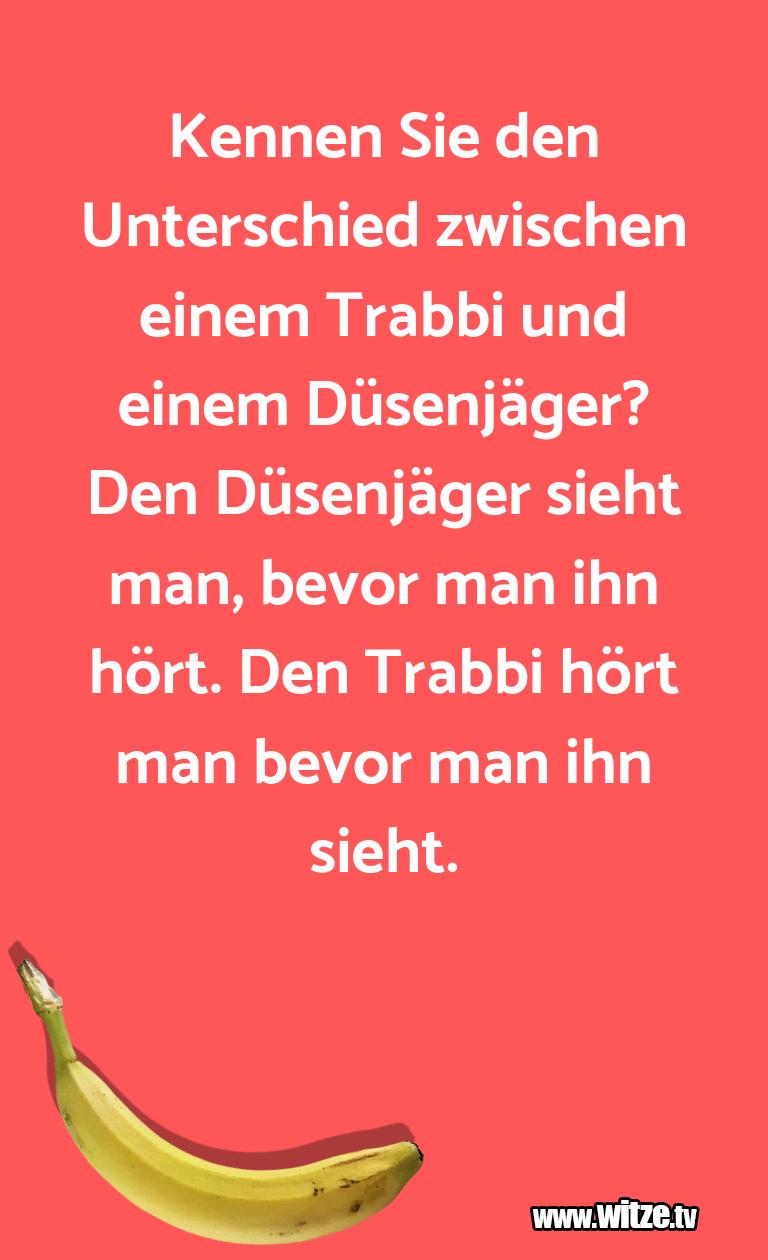 Ein Wortwitz über… Kennen Sie den Unterschied zwischen einem Trabbi u…