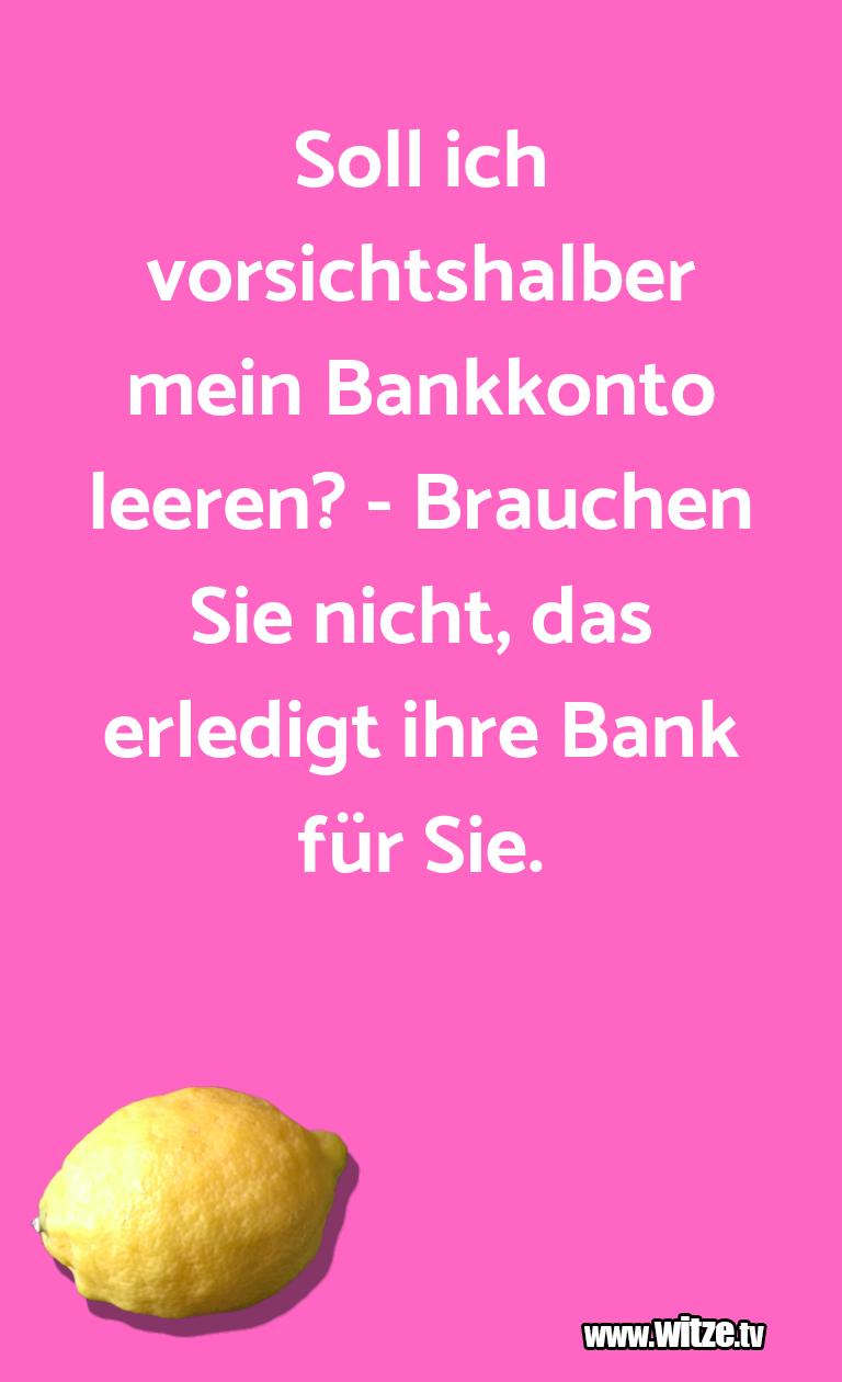 KrachervomSchöpfer…SollichvorsichtshalbermeinBankkontoleeren? …