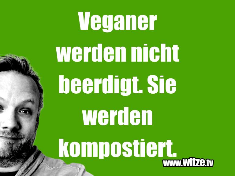 Erfindergeist oder doch nur Scharbernack...Veganer werden nicht beerdigt. Sie werden komposti…