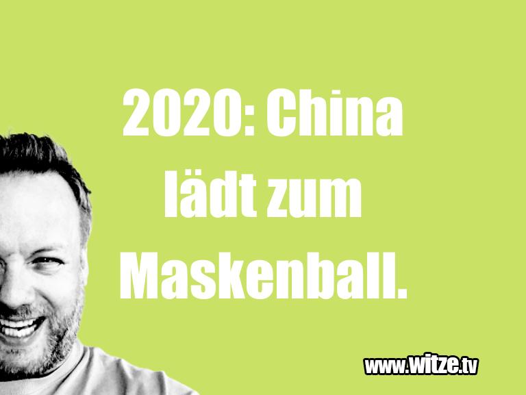 ErfindergeistoderdochnurScharbernack...:ChinalädtzumMaskenball.…