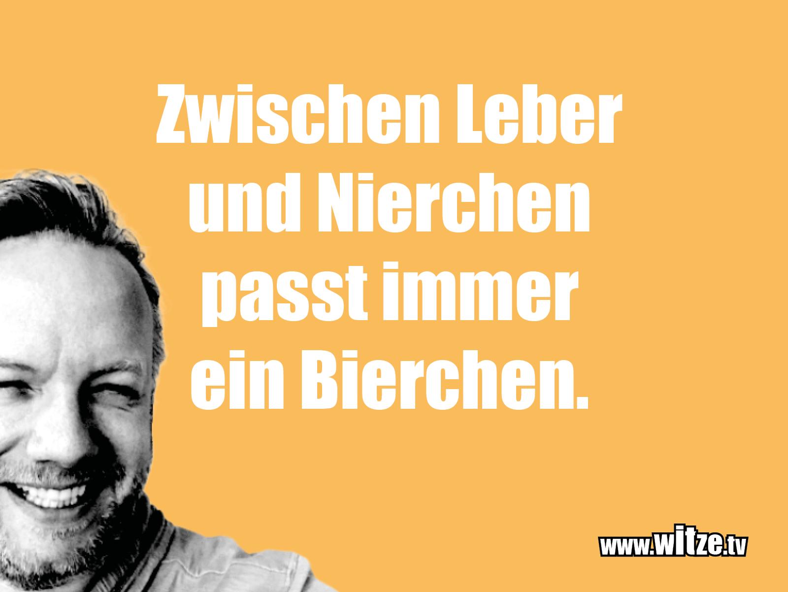 Hammer Gag... Zwischen Leber und Nierchen...