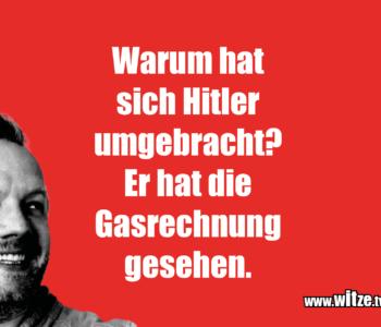 Warum hat sich Hitler…
