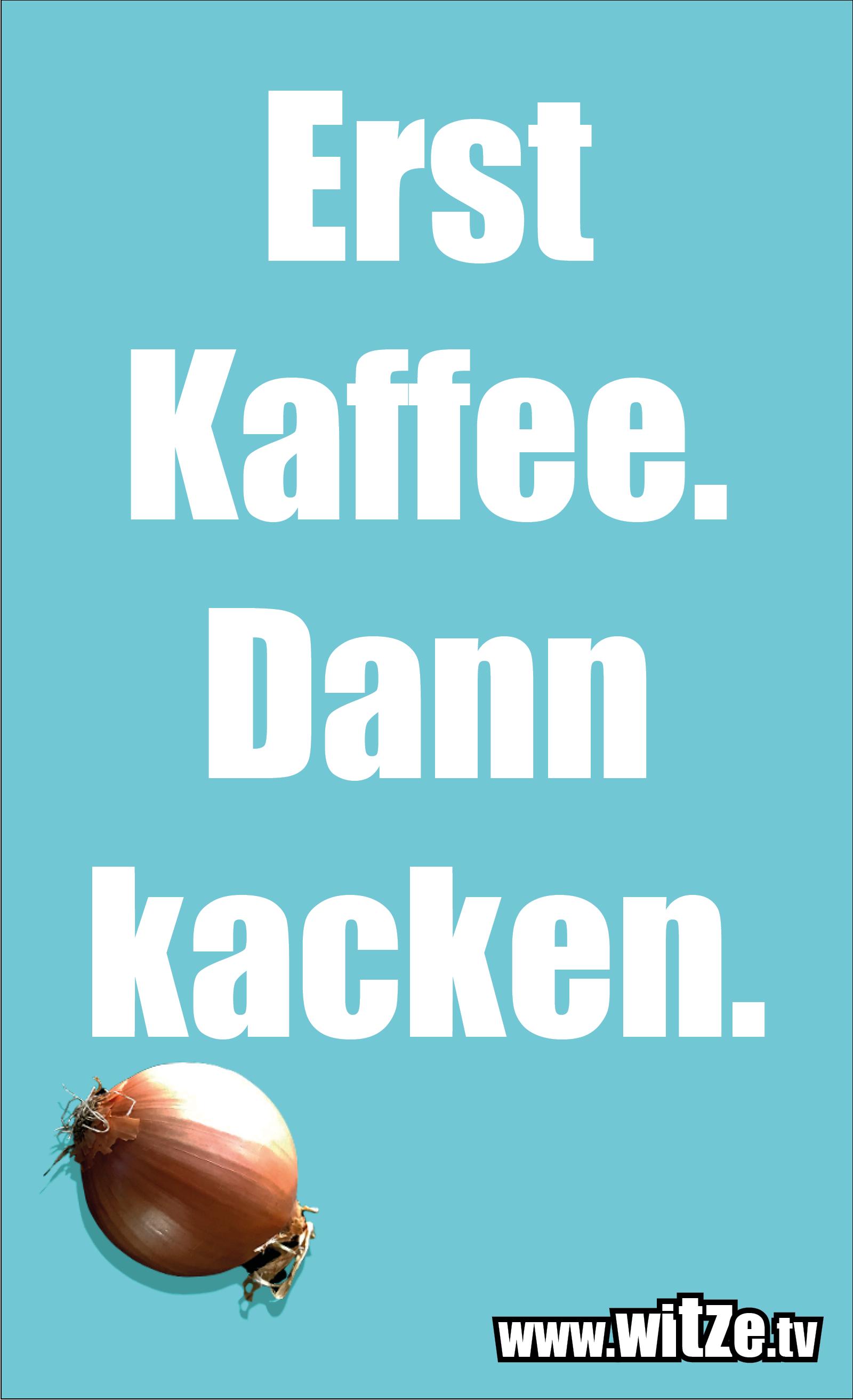 Hammer Joke... Erst Kaffee...