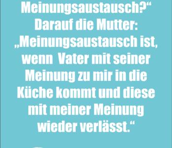 Fritzchen fragt seine…