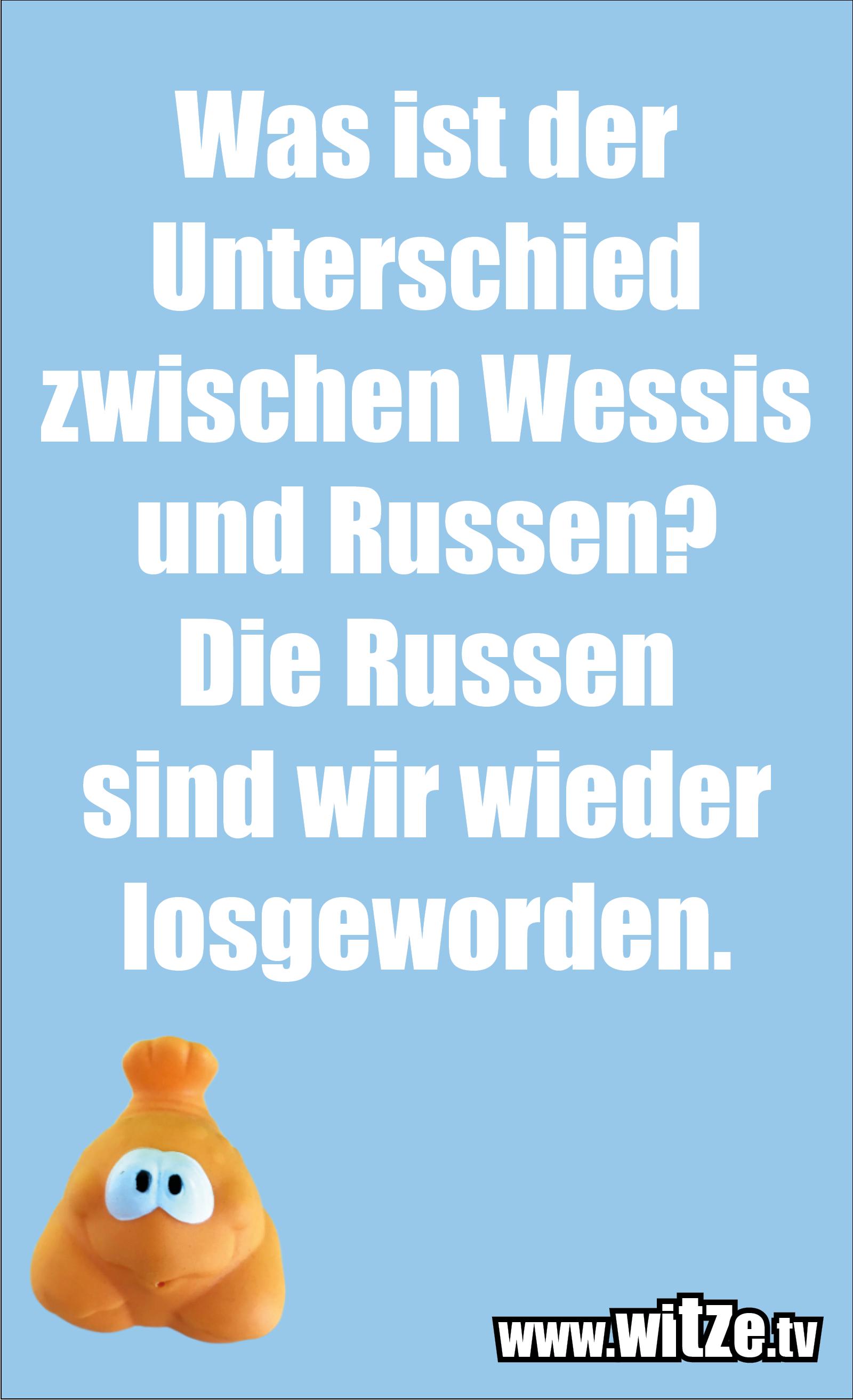Was ist der Unterschied zwischen Wessis und...