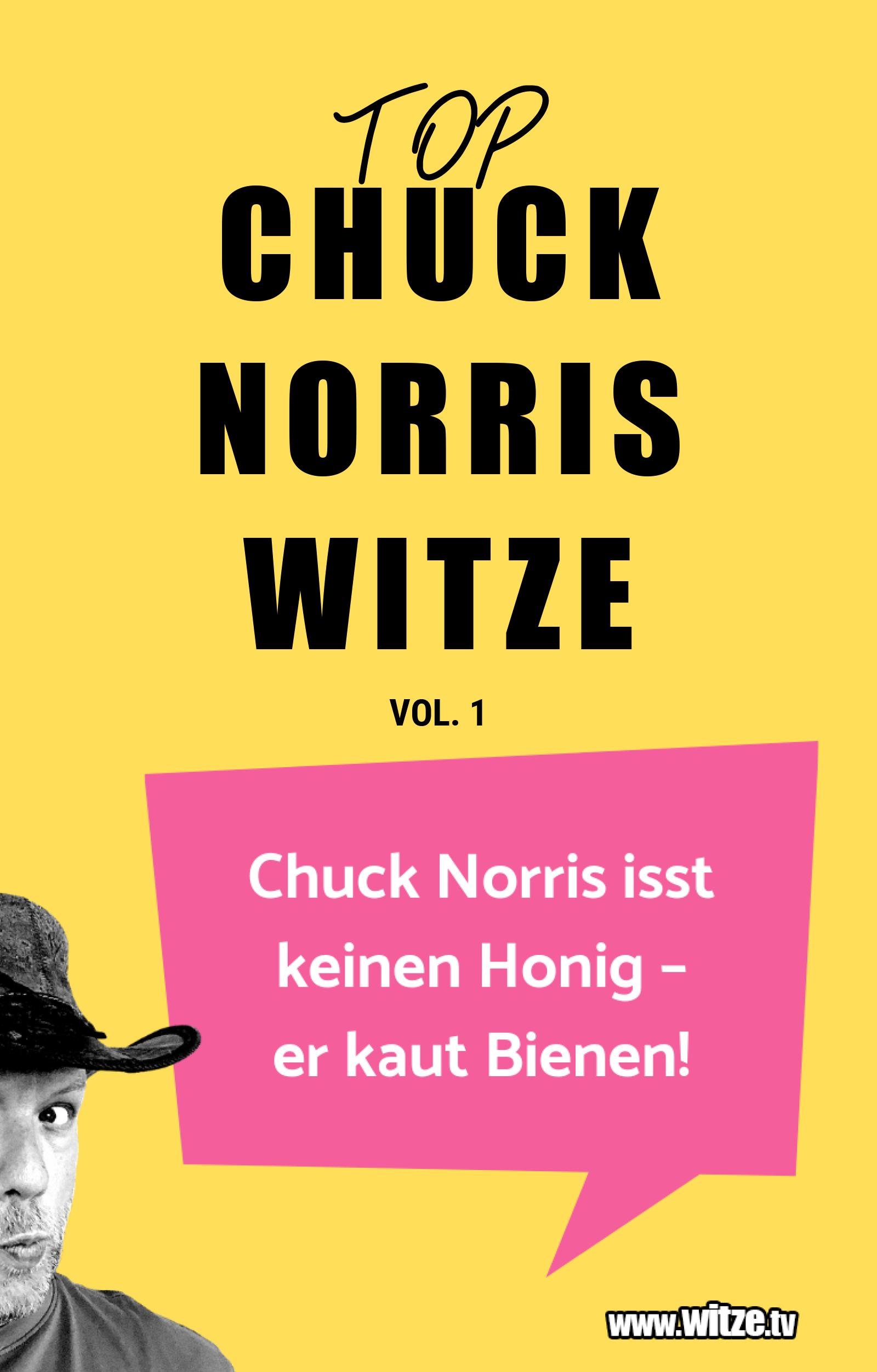 TOP Chuck Norris Witze Vol